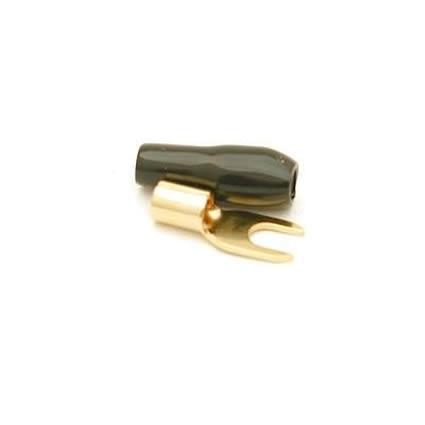 Gabelkabelschuh 6 schwarz CHP