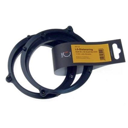 Lautsprecherringe für AUDI A4 11/94 - 01/01 vorne, 130 mm