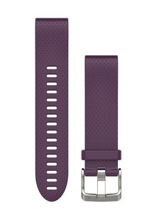 Garmin QuickFit 20 Silikonarmband lila
