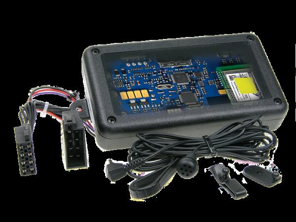 Bluetooth Anbindung für Porsche mit PCM2