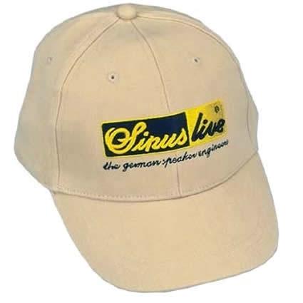 Sinuslive Baseball-Cap, beige