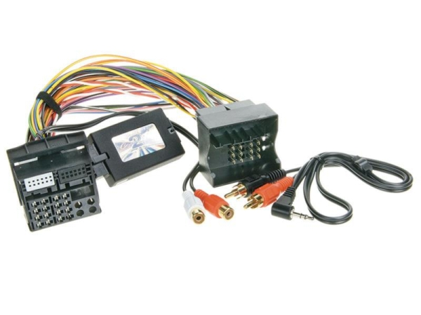 UX Audio Interface Citroen/Peugeot RD4