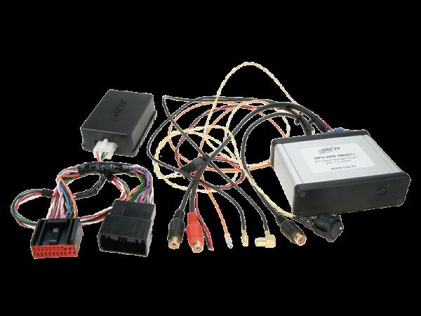 AV-Eingang und VIM - Video in Motion für Range Rover (2005/2006)System mit TV-Tuner