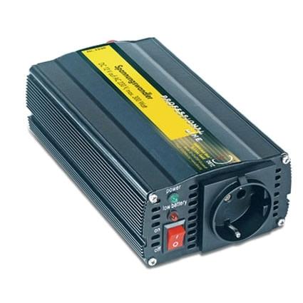 Spannungswandler 12 V -> 230 V, 300 W Dietz