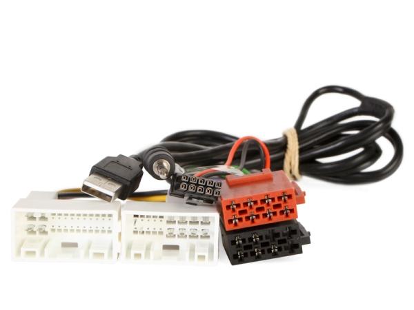 Radioadapter Hyundai mit USB und AUXIN