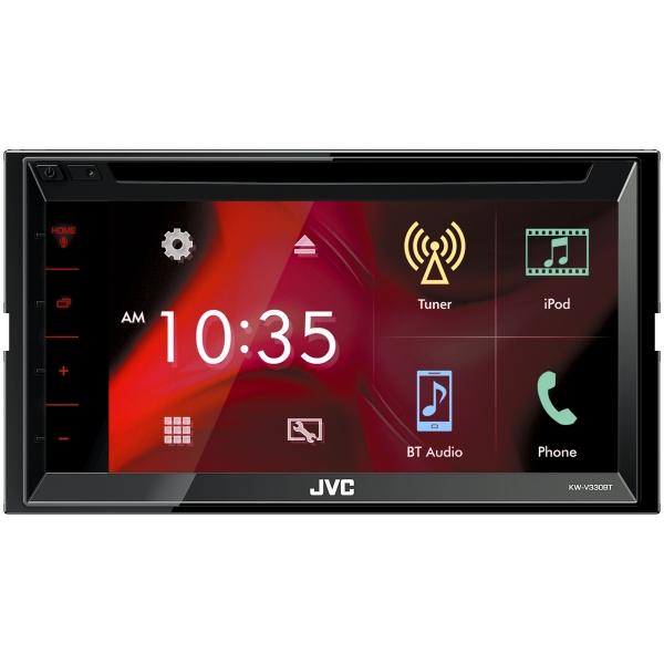 JVC - KW-V330BT | KW-V330BT | 2-DIN | Autoradios | Toms-Car-Hifi ...