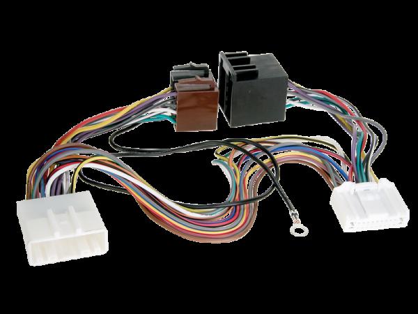 Freisprecheinrichtungsadapter für Nissan Fahrzeuge auf PARROT Freisprecheinrichtung
