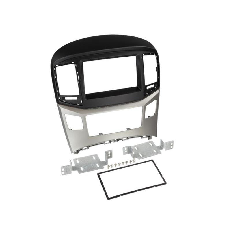 acv 2 din rb hyundai h1 2015 schwarz silber 2 din. Black Bedroom Furniture Sets. Home Design Ideas