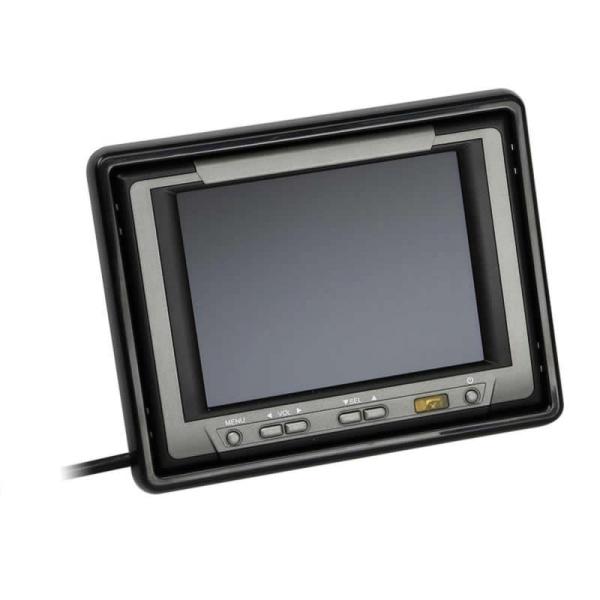"5"" Monitor universal 4:3 (1 RFK + 2 AV Eingänge)"
