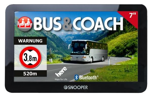 S8110 Bus & Coach