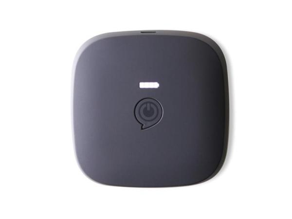 Zens Portable Power Pack 3000 mAh schwarz Qi