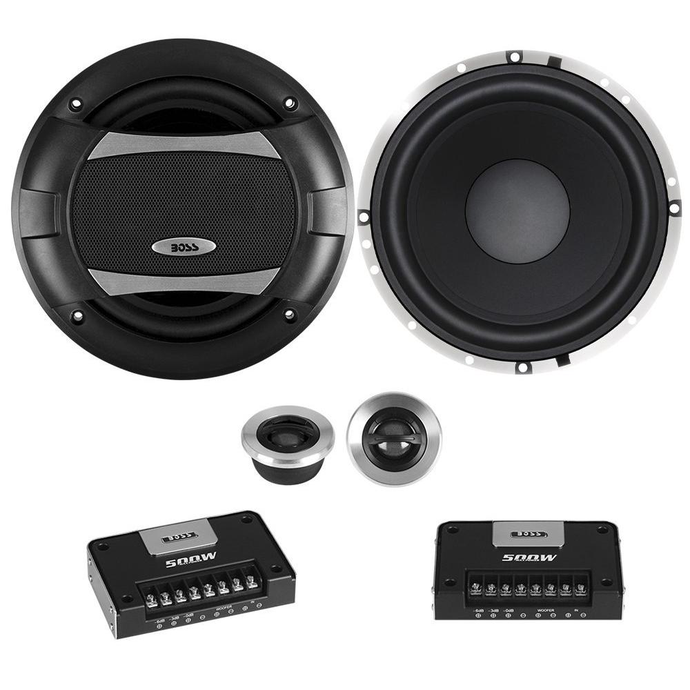 boss audio pc65 2 pc65 2 16 cm 2 wege systeme. Black Bedroom Furniture Sets. Home Design Ideas