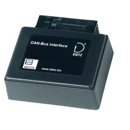 CAN BUS Interface AUDI A4 ab 2008, A5 Dietz 62860
