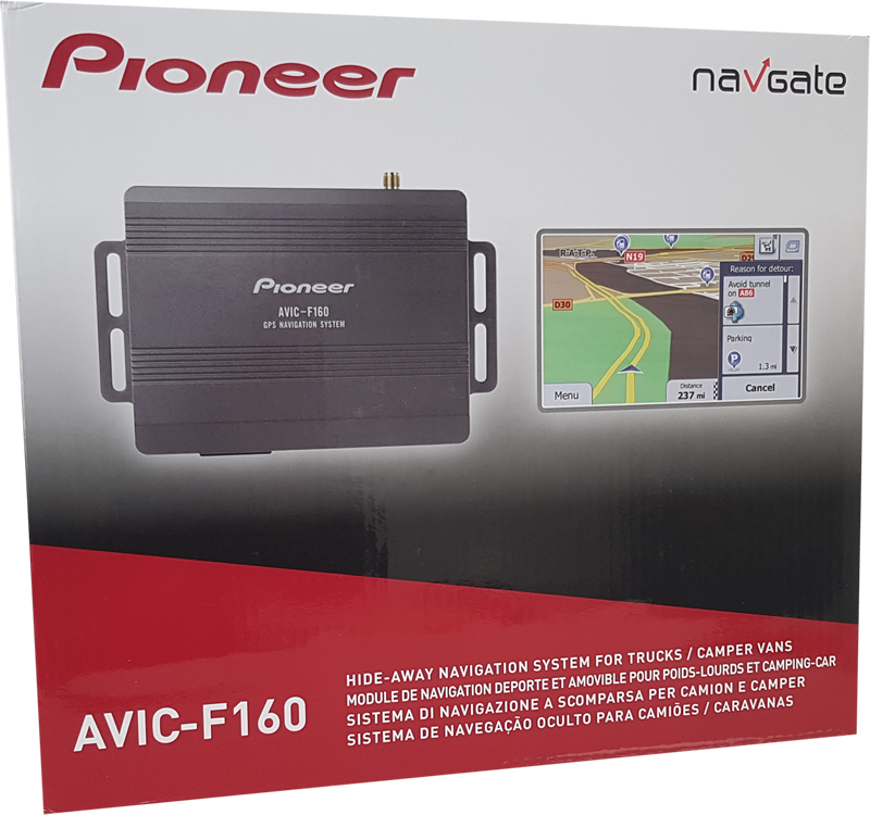 pioneer avic f160 avic f160 zubeh r kabel pioneer. Black Bedroom Furniture Sets. Home Design Ideas