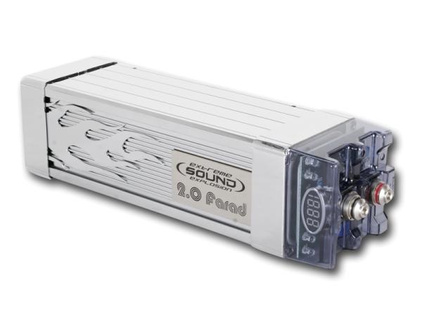 2F Kondensator mit Schutzschaltung CHP
