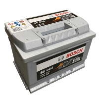 S5 004 Autobatterie 12V 61Ah 600A
