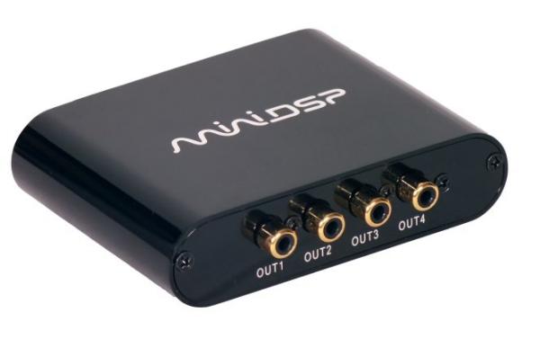 MINIDSP 2X4 BOXED
