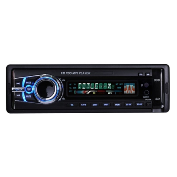 Mp3 Radio mit RDS, USB, SD-Karte, AUX
