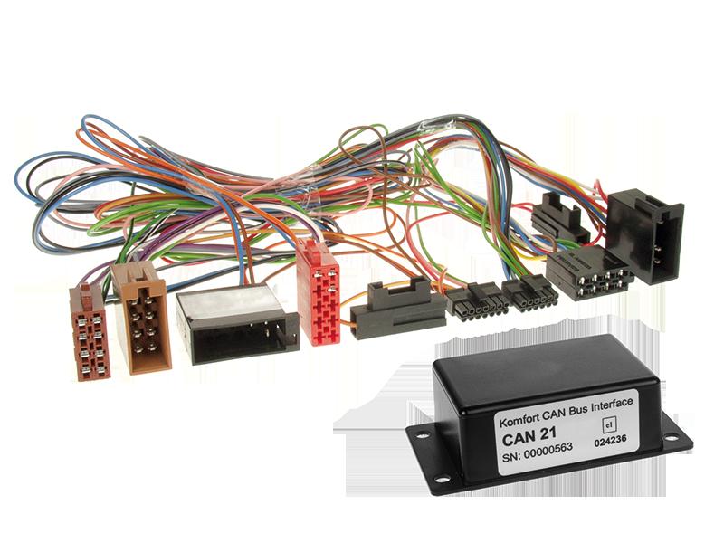 acv mercedes can bus adapter f r fahrzeuge mit multifunktionslenkrad auf variocom vc04. Black Bedroom Furniture Sets. Home Design Ideas