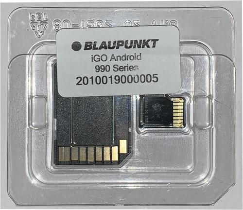 Blaupunkt Navigationssoftware Autonavigation für Hamburg/Rome 990 DAB