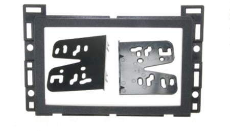 ACV 2-DIN RB Chevrolet / Opel schwarz