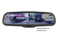 7.2 Zoll Spiegelmonitor inkl. Spitscreen Funktion + 1 AHD Eingang