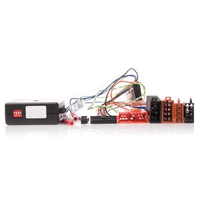 Lenkradfernbedienungs/CAN Bus Adapter AUDI A3 (2004-06), A4 (2004-07) Mini ISO