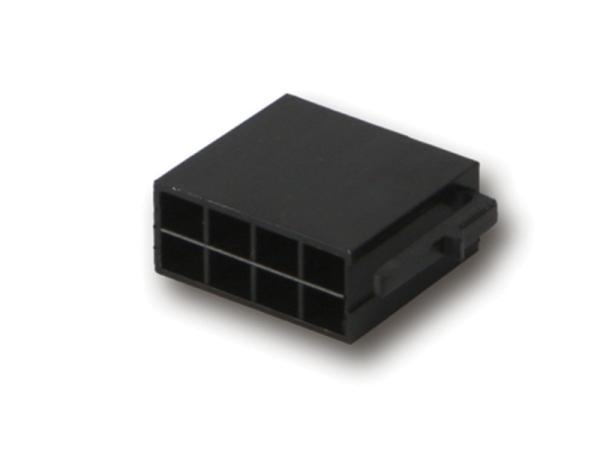ISO Steckergehäuse Lautsprecher 8 polig CHP