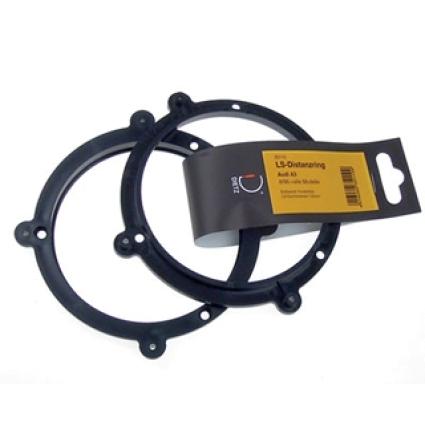 Lautsprecherringe für AUDI A3 ab 8/96 vorne für 130 mm der Marke