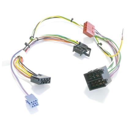 Kabelsatz Ford für 61009 mit MOSt Anschluss Dietz 61025
