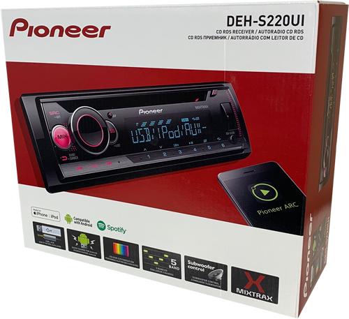Autoradio Pioneer DEH-S220UI