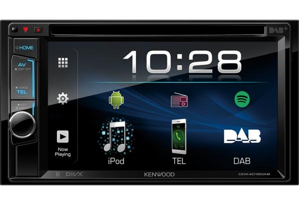 DDX4018DAB inkl. DAB Antenne