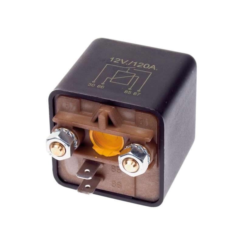 ACV Batterie Trennrelais 12V 120 Ah