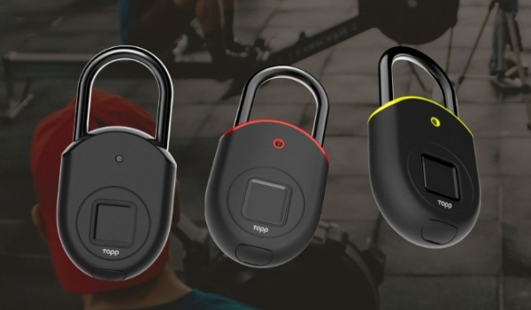 Tapplock Lite - Flame Red