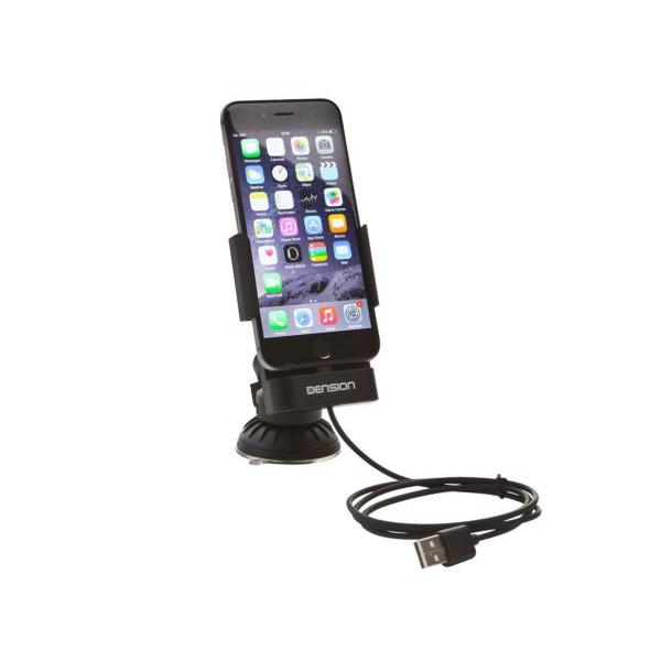 9-Pin iPod Ladehalterung fĂĽr iPhone 5, 6 o. Plus