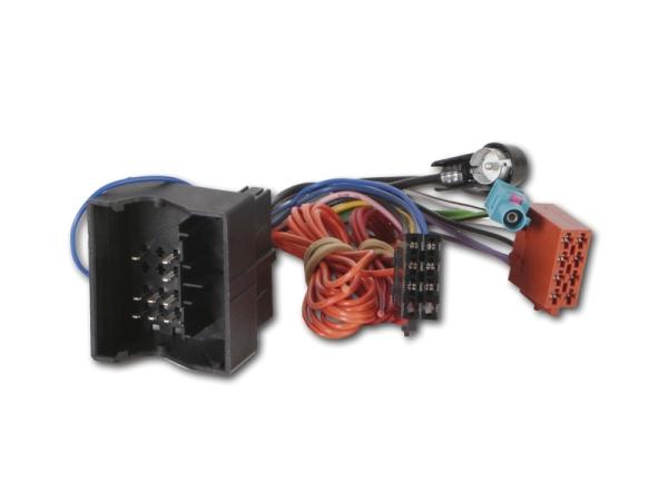 Radioadapter+Antennenadapter Opel Astra,Corsa ISO CHP