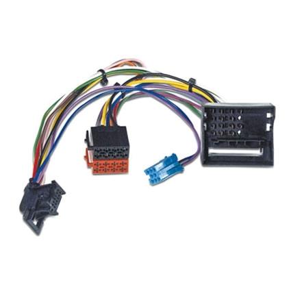 Kabelsatz BMW, MERCEDES für 62010 MERCEDES mit MOST ab 04/04 BMW mit MOST Dietz 61033