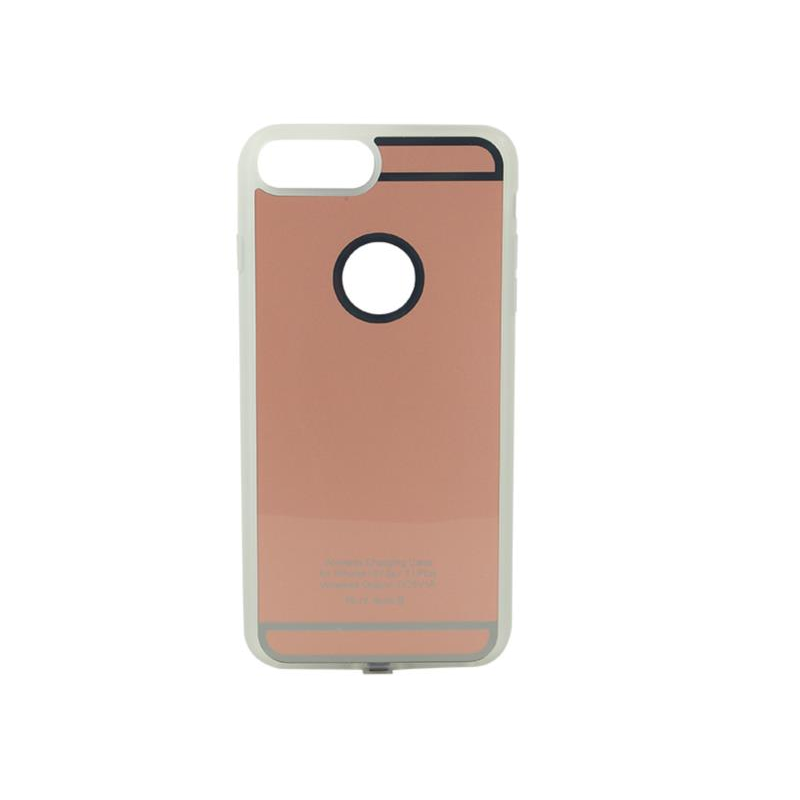Inbay® Ladeschale für iPhone 6 Plus / 7 Plus rosegold