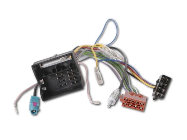 Radioadapter+Antennenadapter Cit,Peug DIN CHP