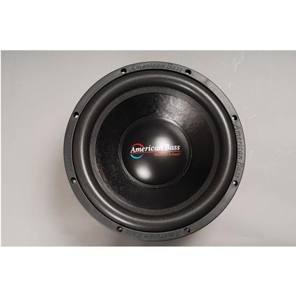 american bass xd 1044 xd 1044 25 cm 10 zoll. Black Bedroom Furniture Sets. Home Design Ideas