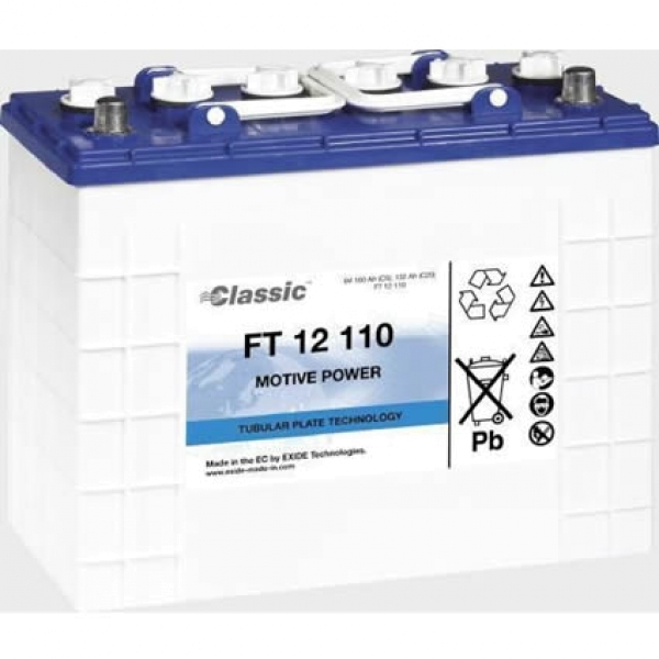 Classic FT 12 110 Antriebsbatterie