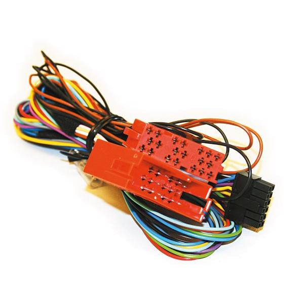 Gateway Lite Kabelsatz AUDI mit ISO, Typ A