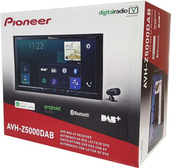 AVH-Z5000DAB inkl. DAB Antenne
