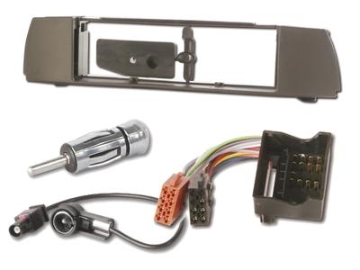Radioblende BMW Z 4 ISO Adapter Antennenadapter
