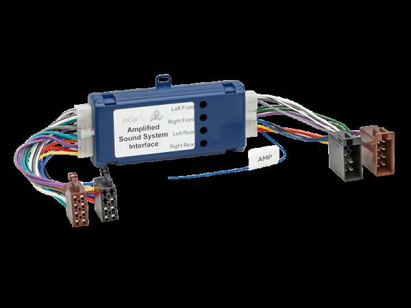Aktivsystemadapter 4 Kanal ISO auf ISO