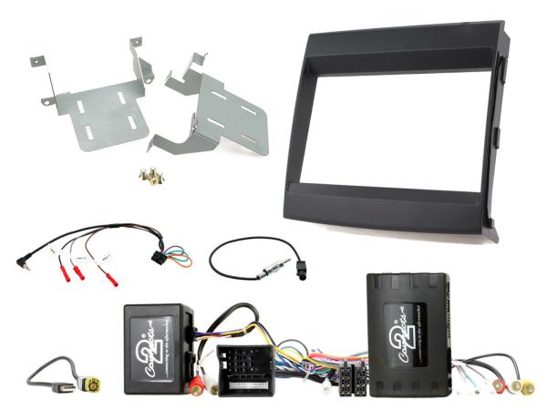 Porsche 2 DIN Kit Cayenne 11-16 MOST Soundsystem, Infodapter