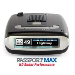 Passport MAX GPS