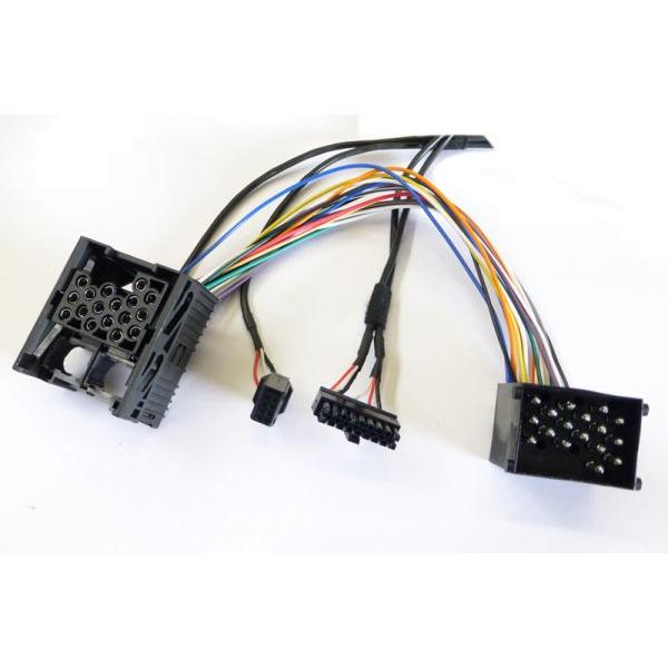 Kabelsatz für GW17/PRO BMW 17 pol. Stecker, Typ A