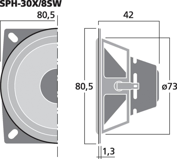 SPH-30X8SW