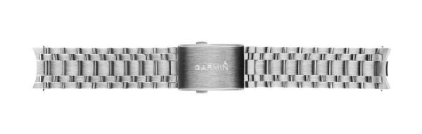 Uhrenarmband aus gebürstetem Edelstahl (fēnix® Chronos)